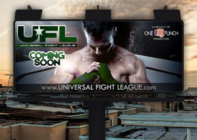 universal fight league coming soon