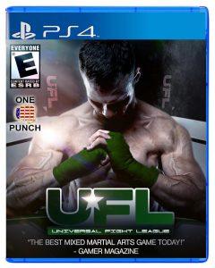universal fight league gamer magazine