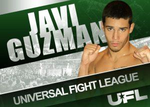 javi guzman ufl universal fight league fighter