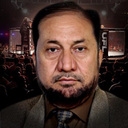Rahmat Gul Afridi