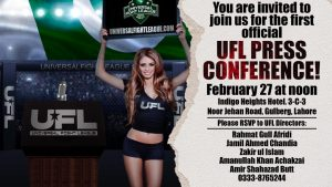 ufl press conference on 27 february 2021
