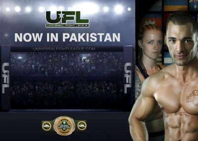 ufl now in pakistan