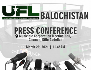 ufl balochistan press conference