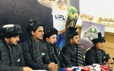 UFL PAKISTAN's Third Press Conference held in Chama, Balochistan on March 29, 2021