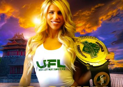 ufl is coming to china