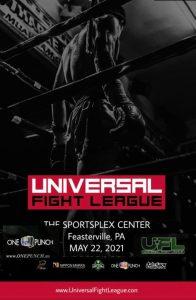 universal fight league at sportsplex center
