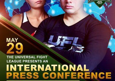 ufl international press conference