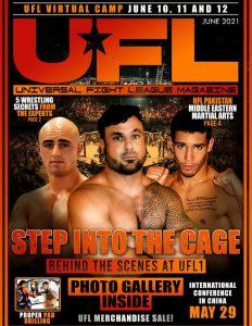ufl step into cage