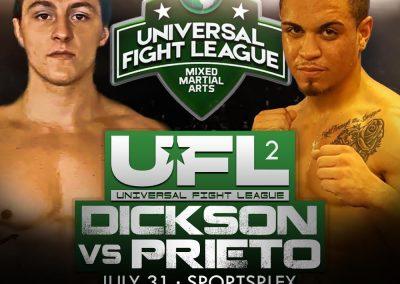 DICKSON VS PRIETO UFL2