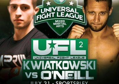 KWIATKOWSKI VS O'NEILL UFL2