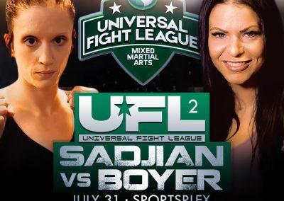 SADJIAN VS BOYER UFL2