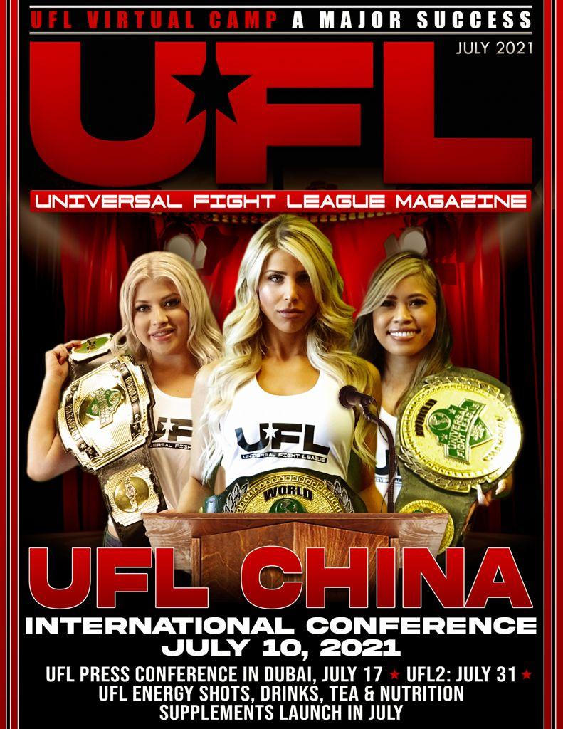 ufl fighter